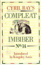 Compleat Imbiber No 14 by Cyril Ray
