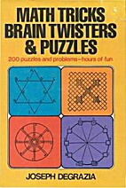 Math tricks, brain twisters, and puzzles by…