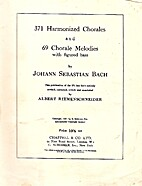 371 Harmonized Chorales and 69 Chorale…