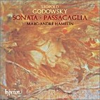 Sonata. Passacaglia (CD) by Leopold Godowsky