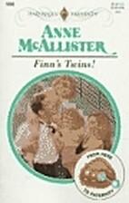 Finn's Twins! by Anne McAllister