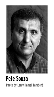 Author photo. Pete Souza