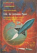 Erde - Der verbotene Planet by Marion Zimmer…