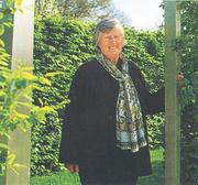 Author photo. Penelope Hobhouse
