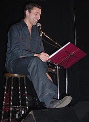 Author photo. Wikipedia DE user Smalltown Boy