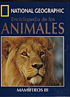 Enciclopedia de los animales volumen 03:…