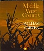 Middle West country by William Carter