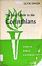 The First Epistle to the Corinthians:…