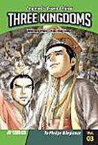 Three kingdoms. Vol. 03, To pledge…