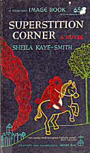 Superstition corner by Sheila Kaye-Smith