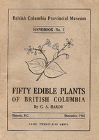 Fifty Edible Plants of British Columbia by…
