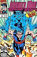 Wonder Man #5 by Gerard Jones