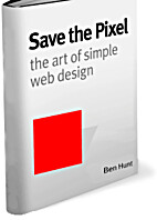 Save the Pixel the art of simple web design…