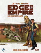 Star Wars: Edge of the Empire Core Rulebook…