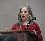 Author photo. Linda Hogan