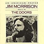 Jim Morrison's an American Prayer by…