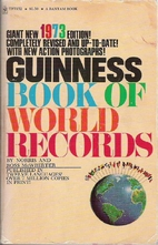 Guinness Book of World Records 1973 by…