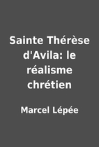 Sainte Thérèse d'Avila:…