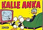 Kalle Ankas julbok 1969