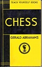 Chess by Gerald Abrahams