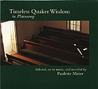 Timeless Quaker wisdom in plainsong. CD by…