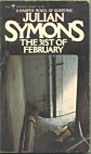 The 31st of February by Julian Symons