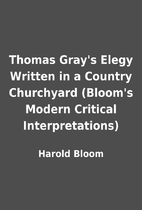 Thomas Gray's Elegy Written in a Country…