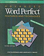 Advanced WordPerfect: Features and…