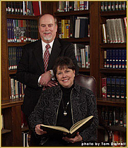 Author photo. With husband, David S. Heidler. <a href=&quot;http://djheidler.com/index.htm&quot; rel=&quot;nofollow&quot; target=&quot;_top&quot;>http://djheidler.com/index.htm</a>