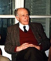 Author photo. Georges-Emmanuel Clancier, 1987 (Michel-georges bernard)