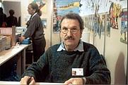 Author photo. Jean Tabary (photo by Zewan)