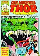 Der mächtige Thor Comic-Taschenbuch 4 by…