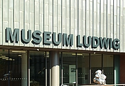 Author photo. South Entrance, Museum Ludwig, Cologne, Germany.  Photo by  user Raymond / Wikimedia Commons.