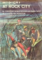 Mystery at Rock City by Christine Govan