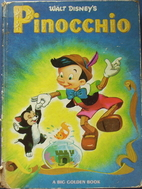 Pinocchio (Little Golden Book) by Steffi…