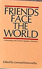 Friends Face the World: Some Continuing and…