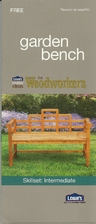 Garden Bench by Lowe's