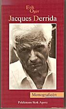 Jacques Derrida by Erik Oger