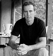Author photo. Tim Johnston