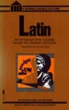 Latin: An Introductory Course Based on…