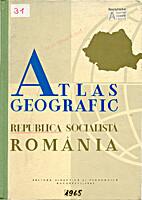 Atlas geografic, Republica Socialista…