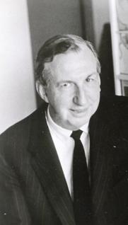 Author photo. New York Society Library