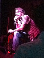 Author photo. Marc Maron