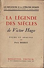 La Légende des Siècles de Victor Hugo…
