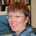 Author photo. Heike Geist