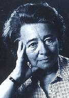 Author photo. Margarete Buber-Neumann