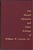 The Mental Mysteries and Other Writings of…