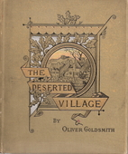 The Deserted Village by Oliver Goldsmith