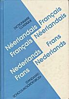 Schoolwoordenboek Nederlands-Frans/…