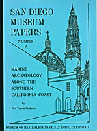 San Diego Museum Papers (Number 9) by Dee…